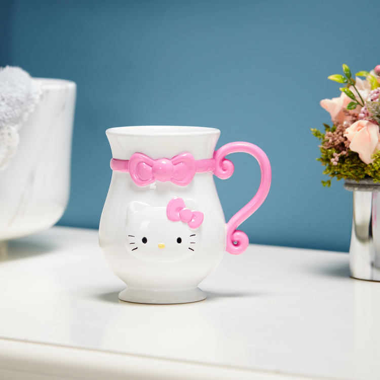 Hello Kitty Tumbler with Handle