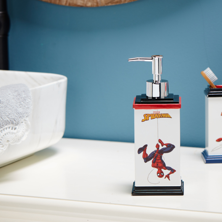 Spider-Man Soap Dispenser