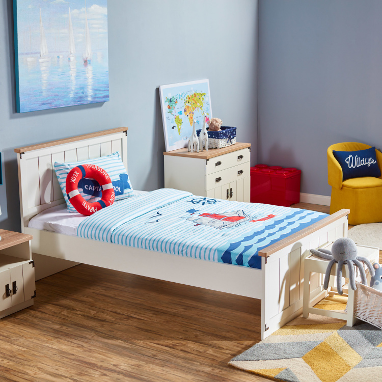 Leon New Full Bed - 120x200 cm