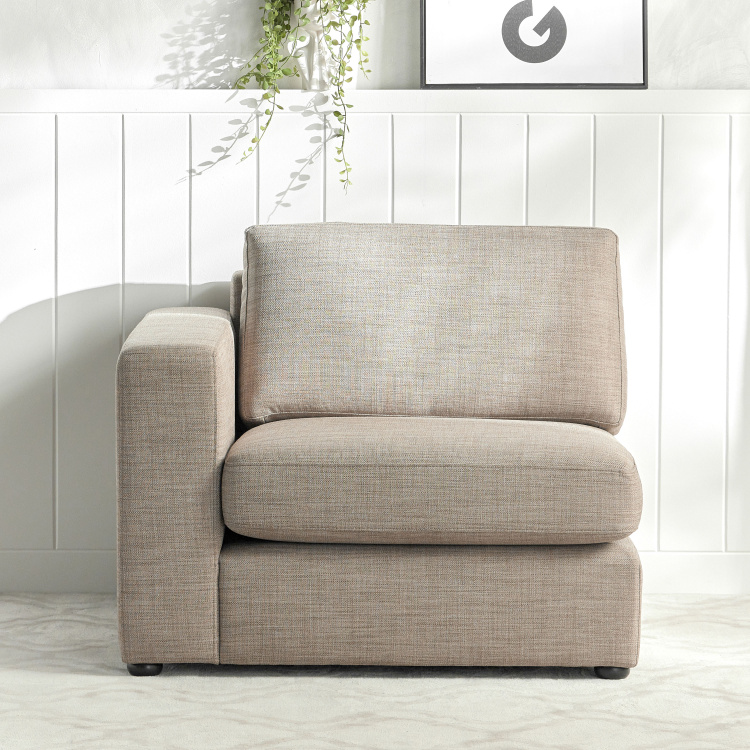 Eterno Fabric Sofa