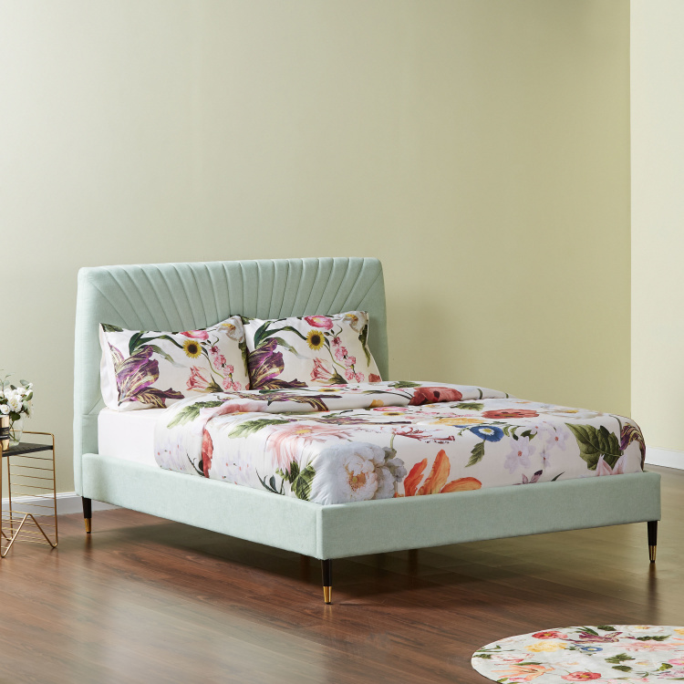 Donna Queen Bed - 155x205 cm