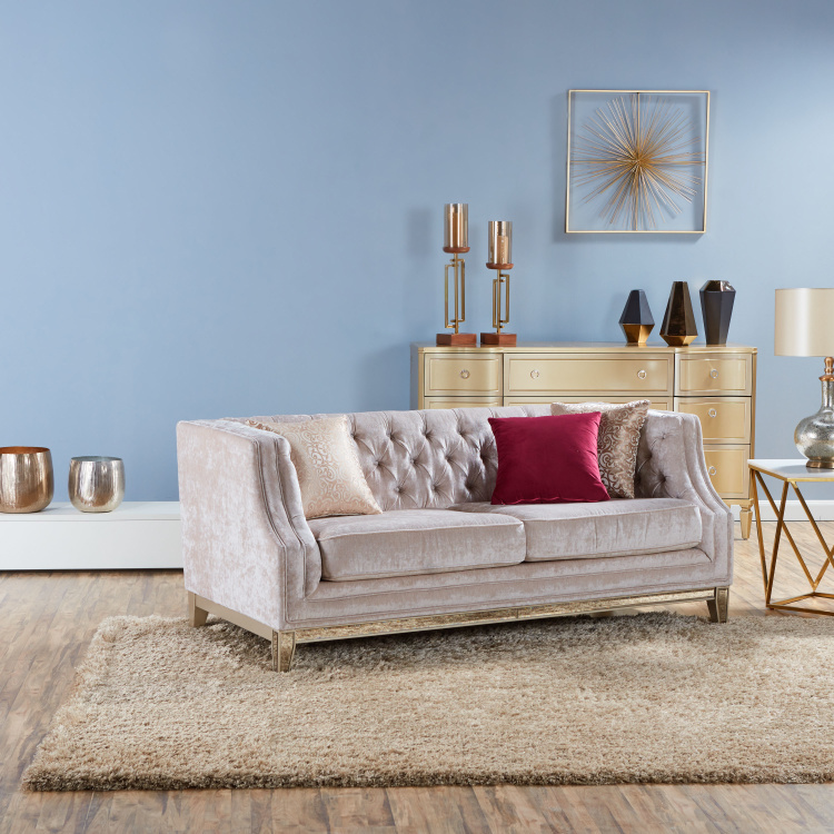 Jewel 2-Seater Tufted Sofa