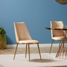 Stanley Armless Dining Chair
