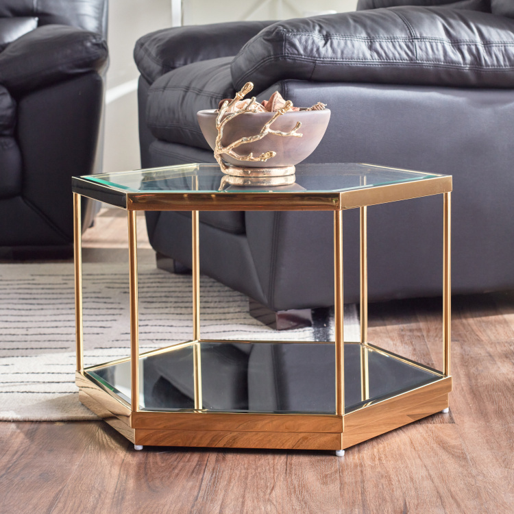 Griffith Hexagonal Coffee Table