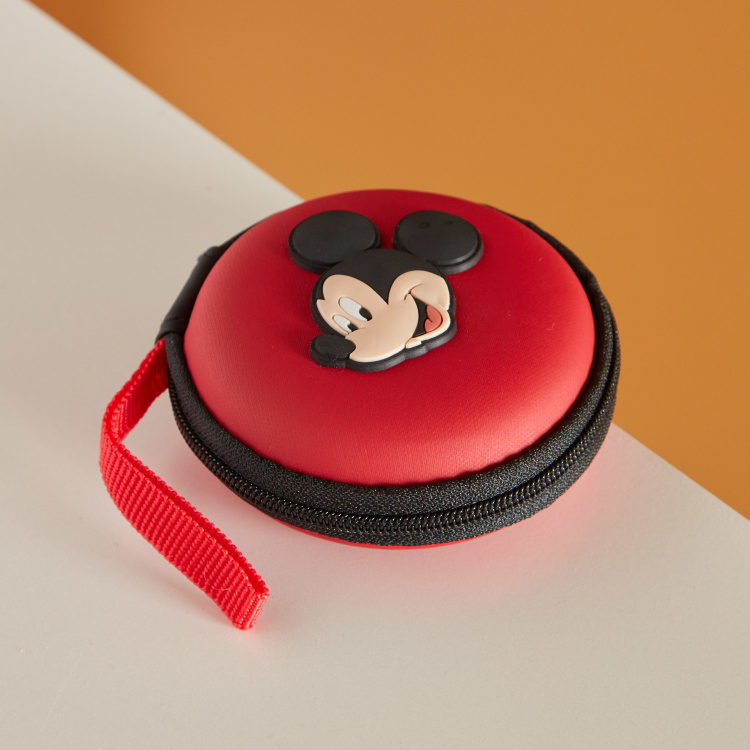 Mickey Mouse EVA Coin Pouch