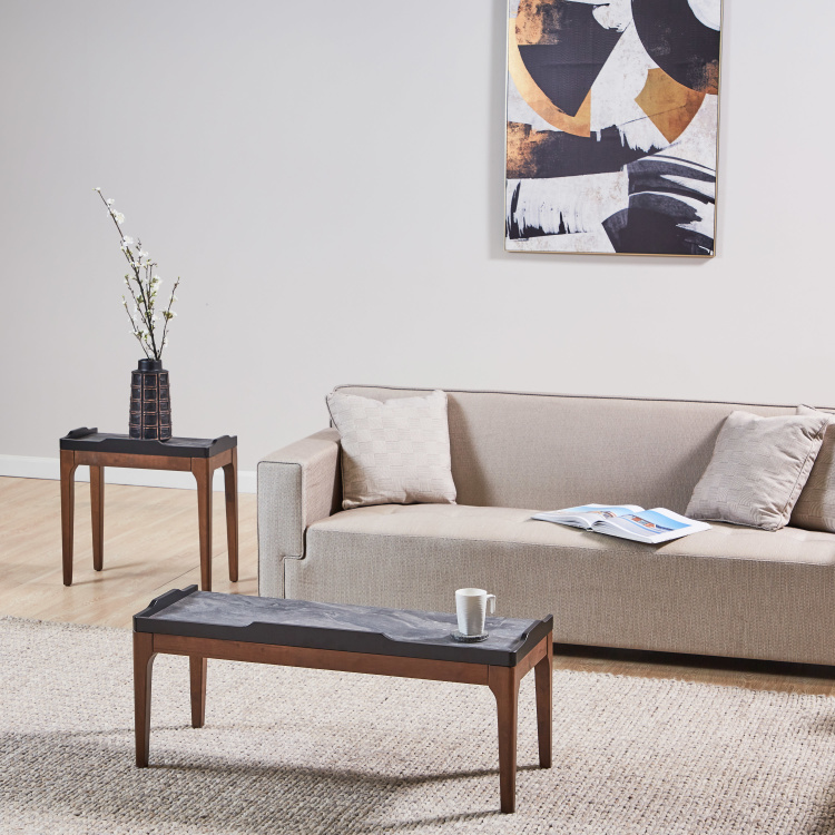 Navarre 2-Piece Coffee Table and End Table Set