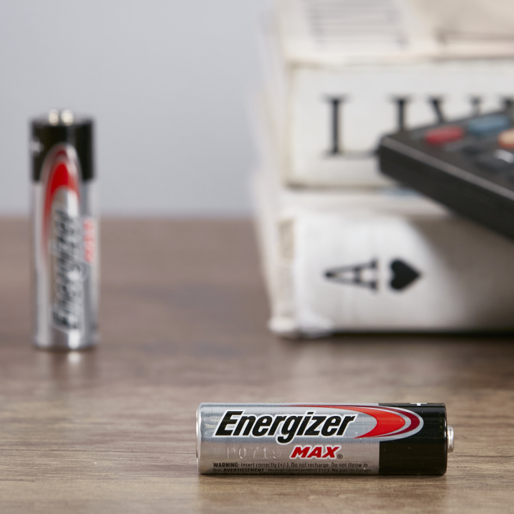 Energizer Alkaline AA Batteries - Pack of 2