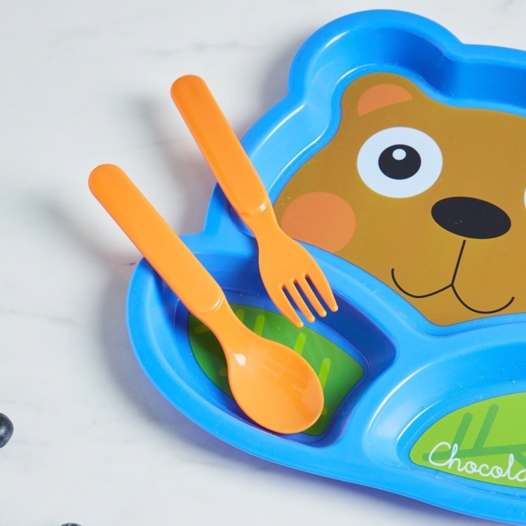 Easy Bear 4-Piece Weaning Set