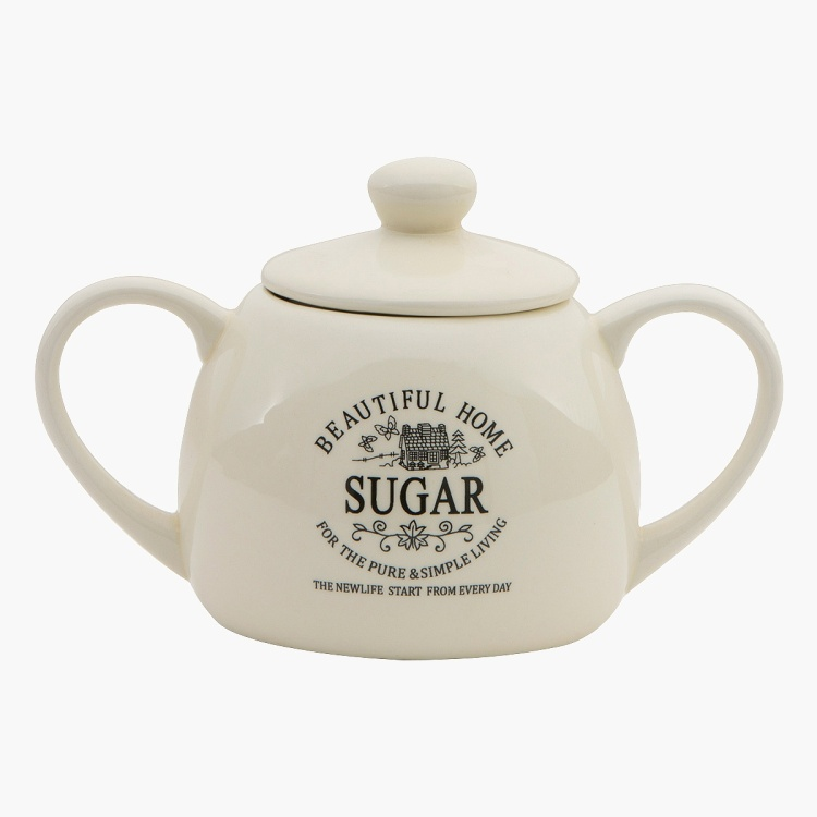 Beautiful Home Sugar Pot